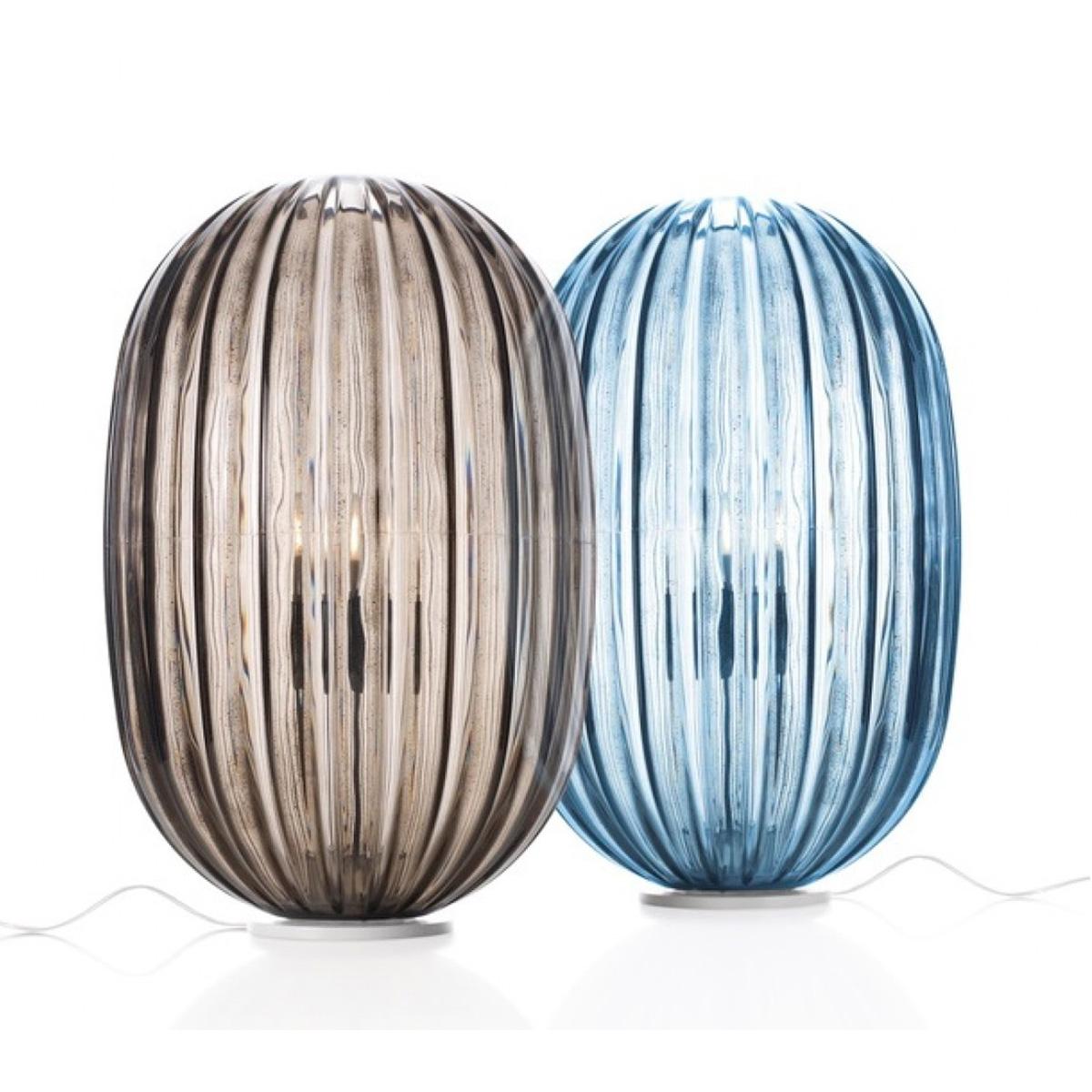Stona lampa PLASS MEDIA 2240012 30 plava
