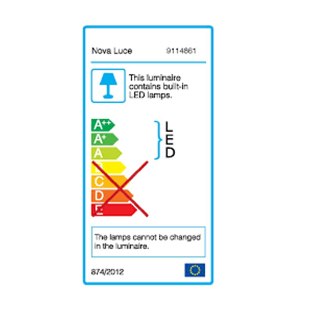 Led visilica ARTE 9114861