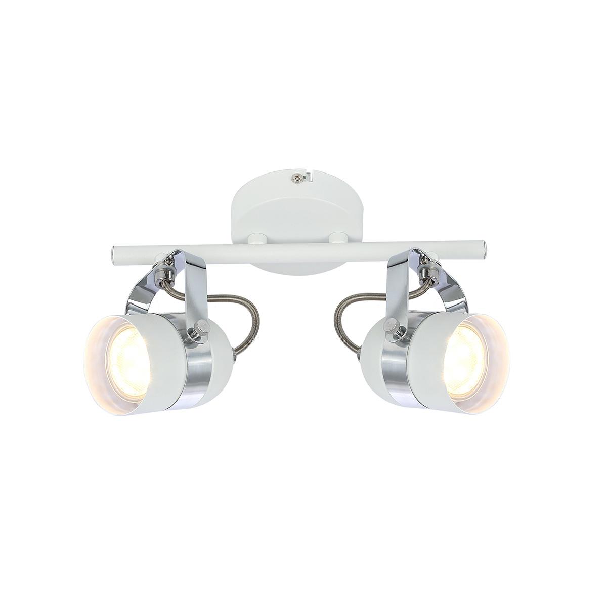 lampa Alex W2 6602056 bela