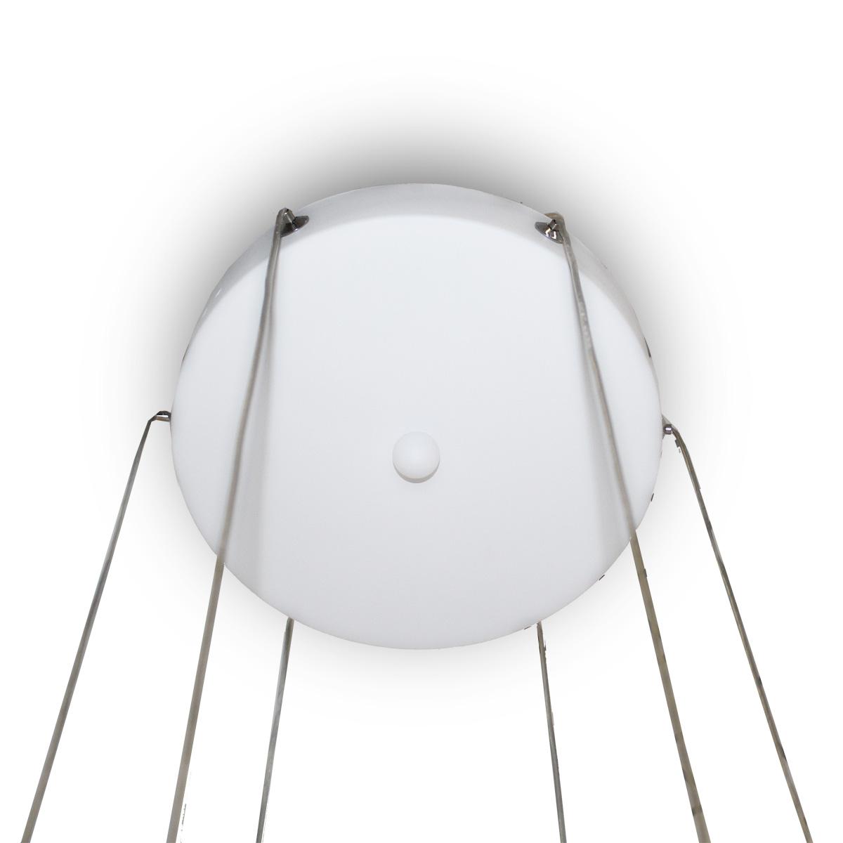 LED visilica White na krugu 1.0035-V5