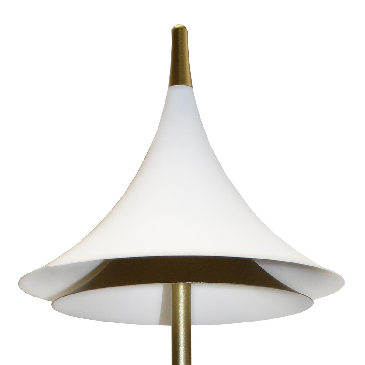LED stona lampa White 1.0036-SL1