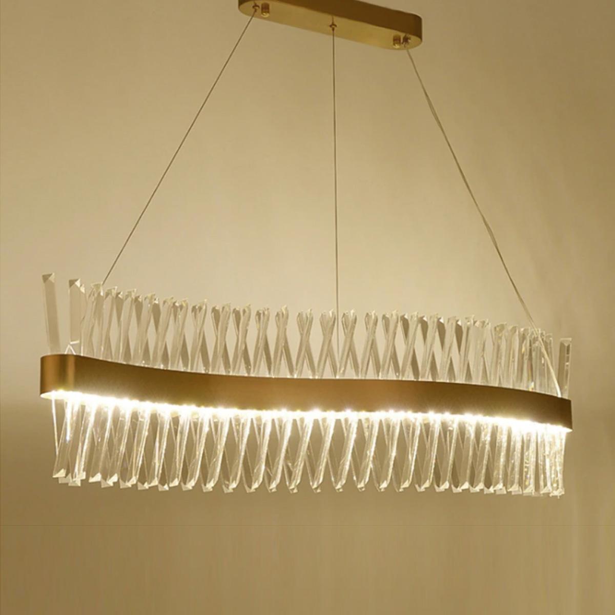LED kristalni luster 1.0133-L1000