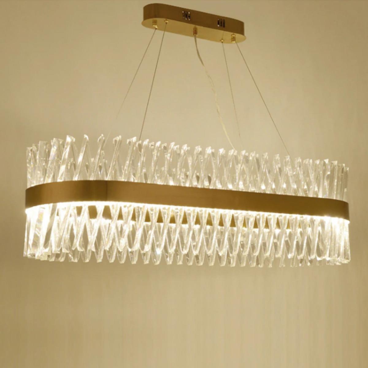 LED kristalni luster 1.0134-L1000