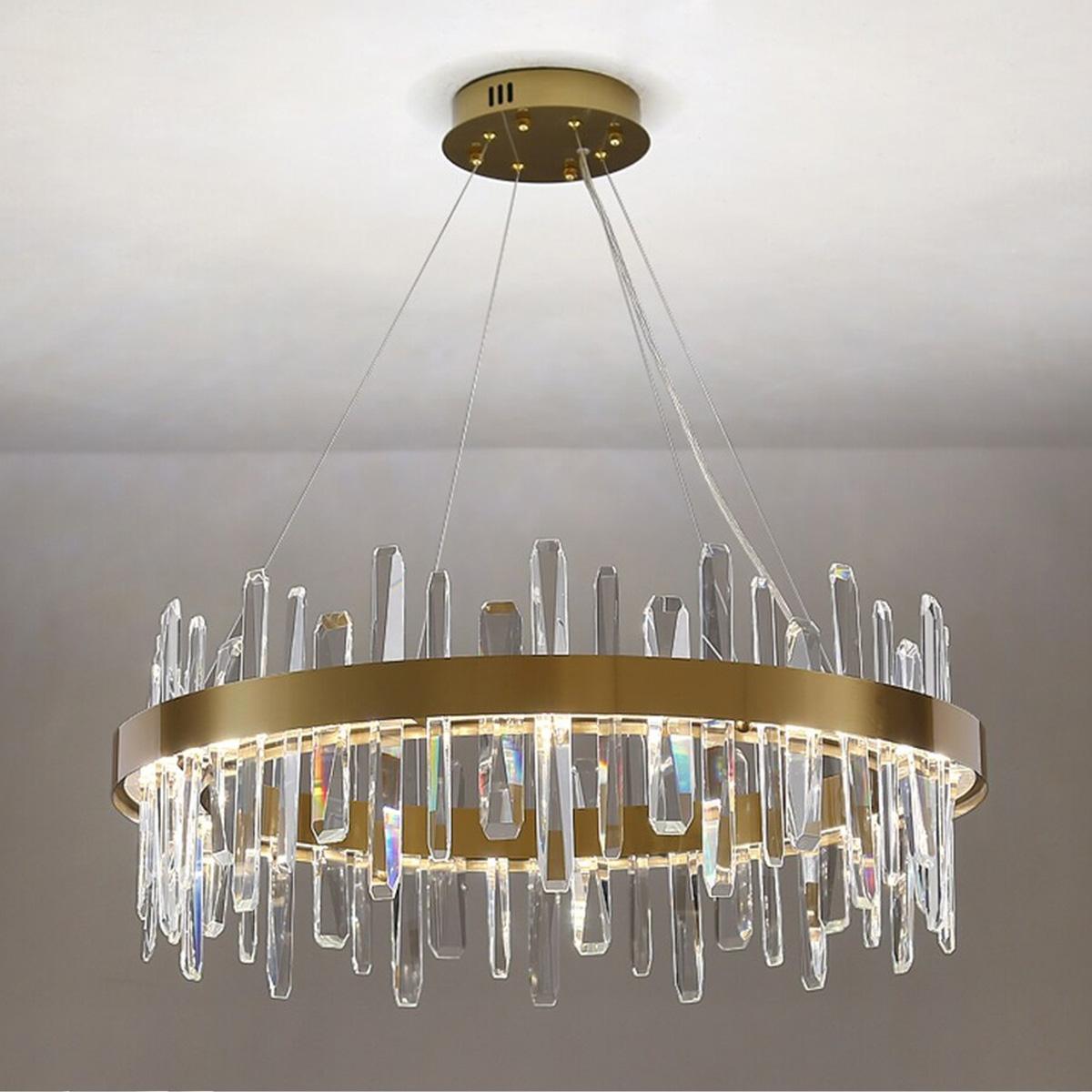 LED kristalni luster 1.0138- L 400