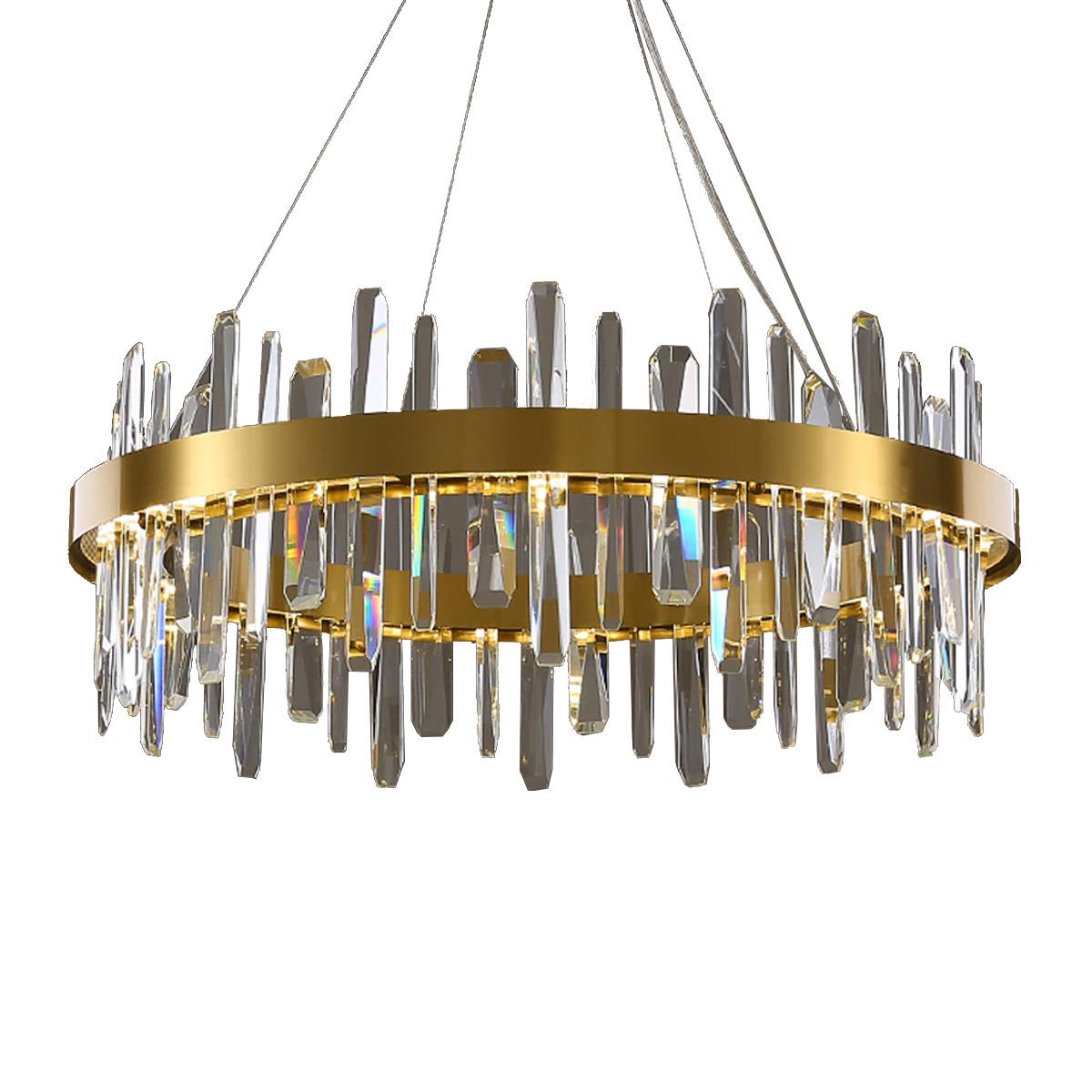 LED kristalni luster 1.0139- L 600