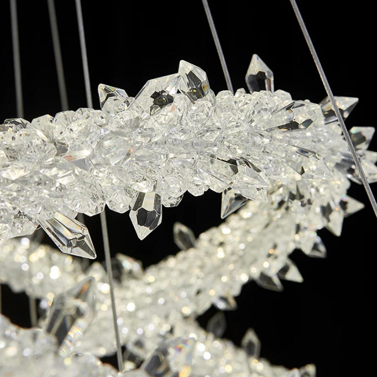 LED kristalni luster 1.0141-L600