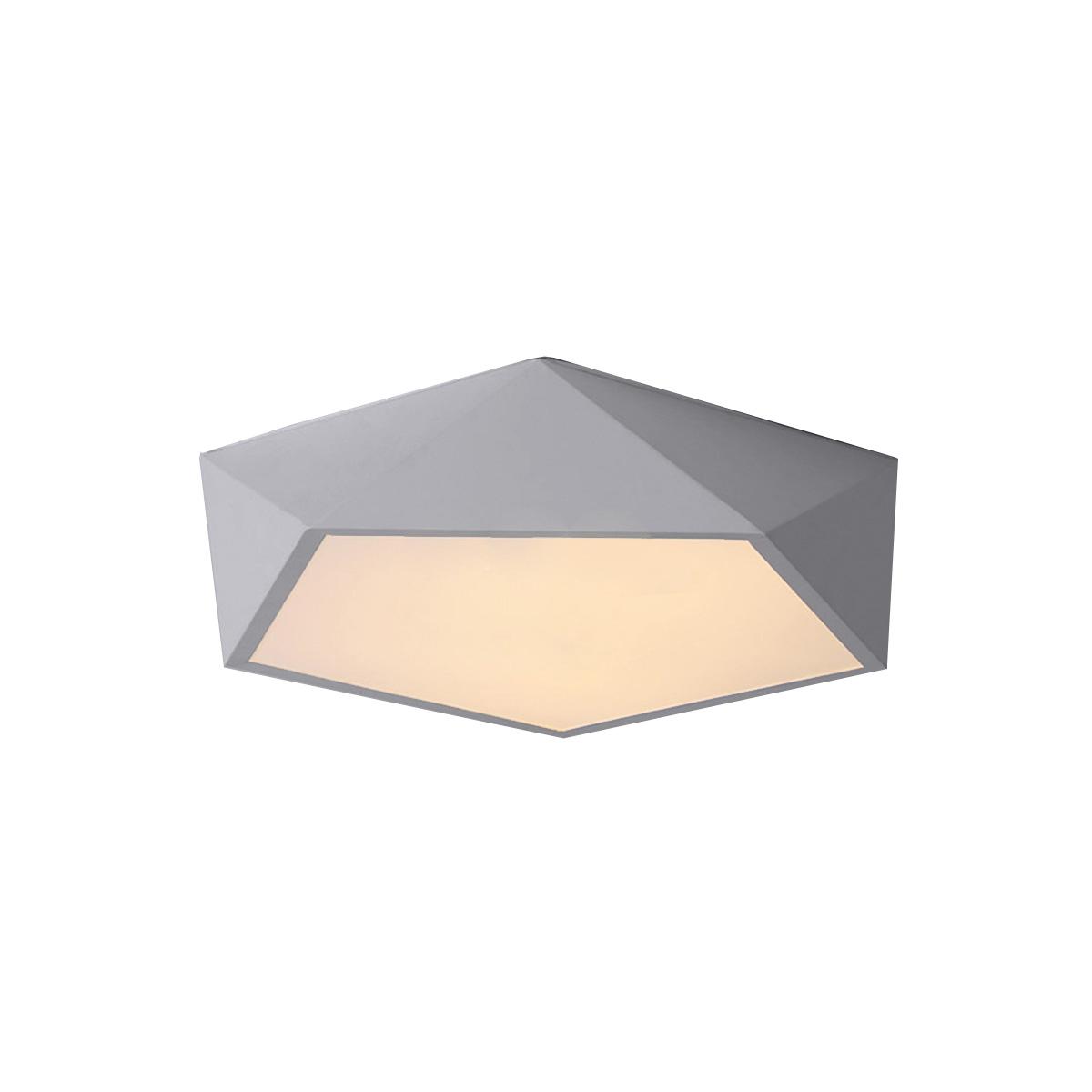 Led plafonjera 1.0159-P500 siva