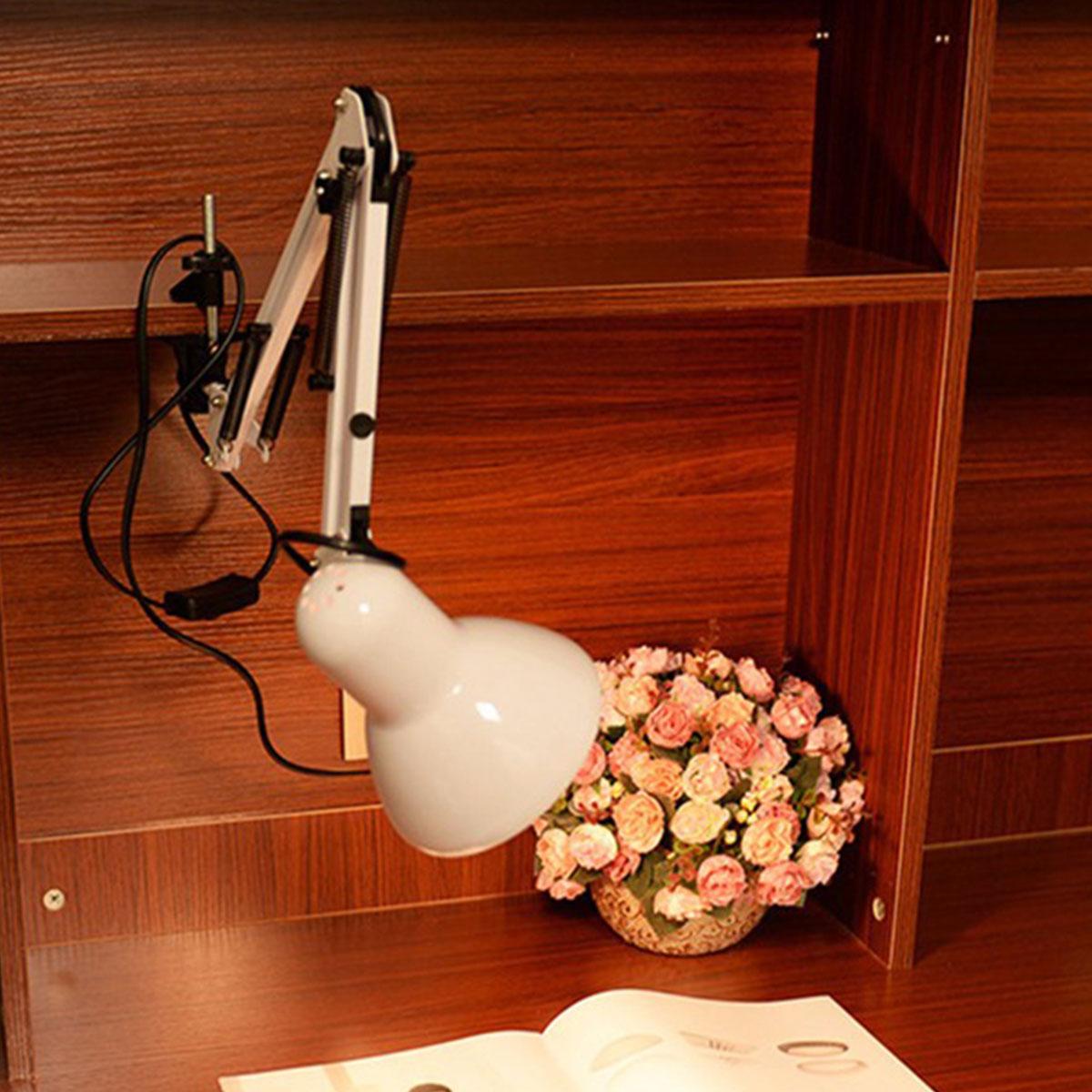 Tehnička stona lampa bela SA-002A