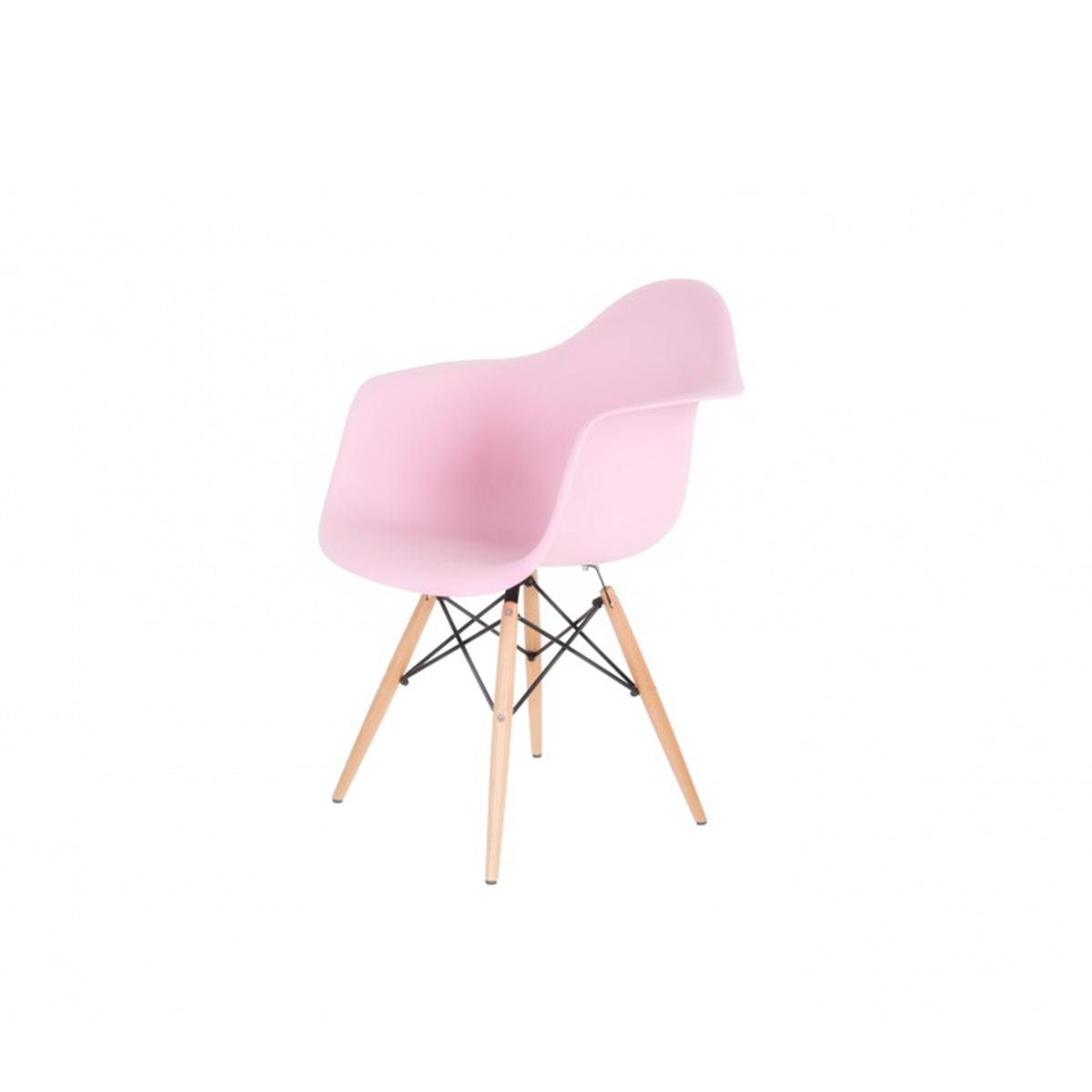 Stolica CHJ-202D roze