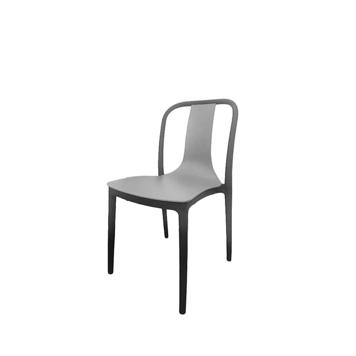 Stolica CHJ-204A siva