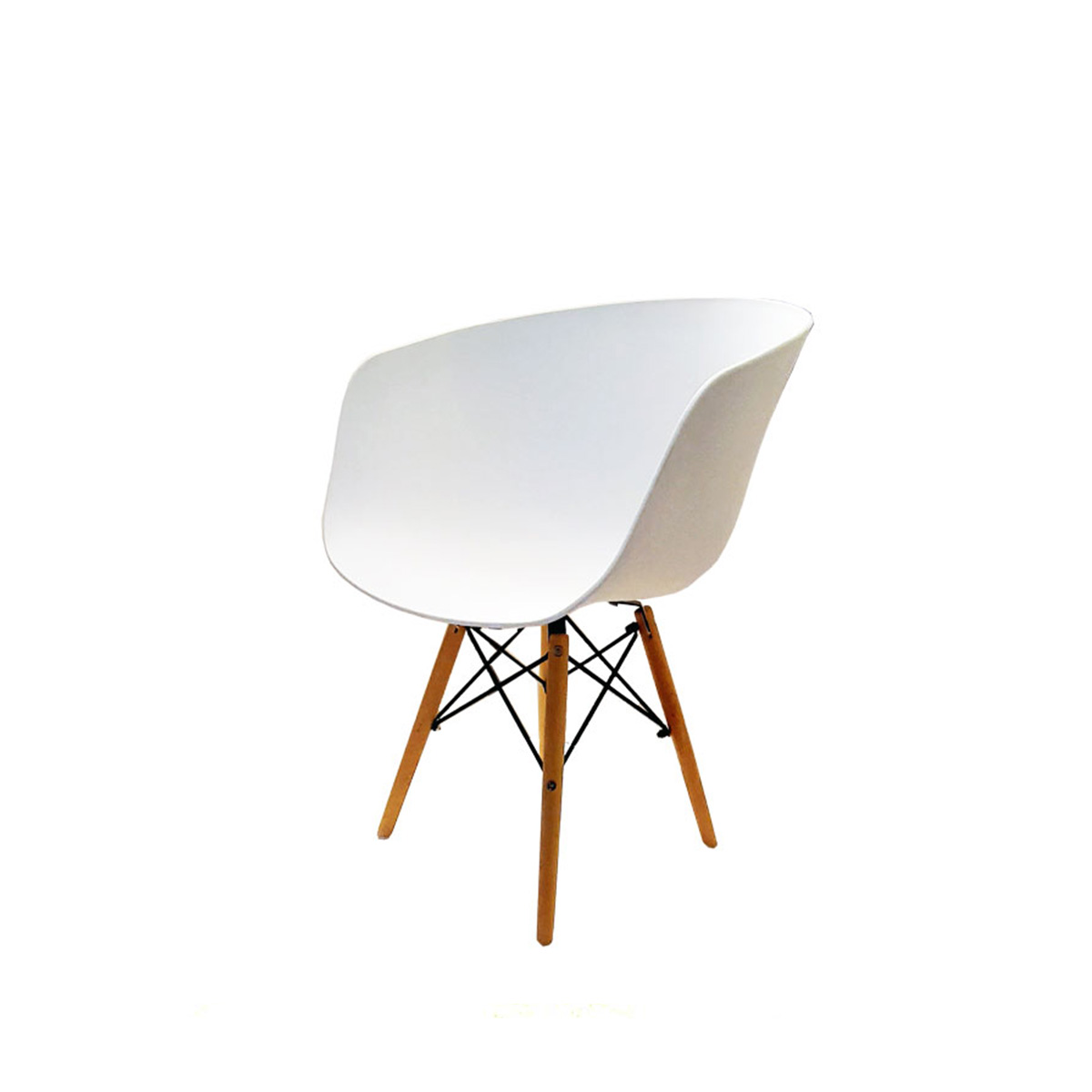 Stolica CHJ-205A bela