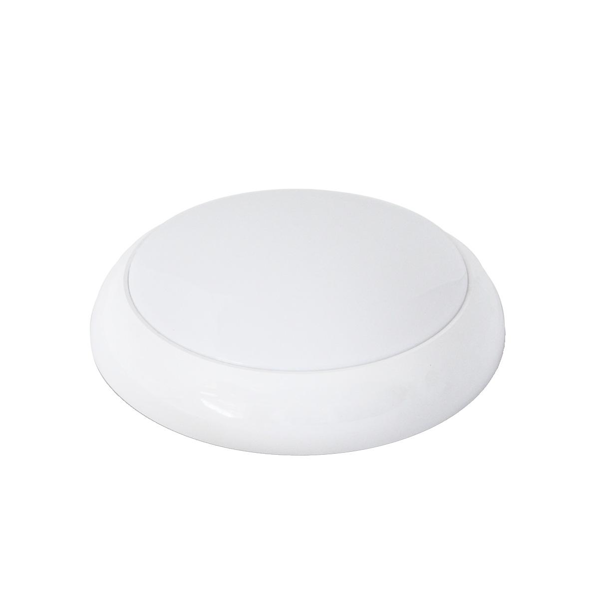 LED plafonjera bela 20W MUS-001