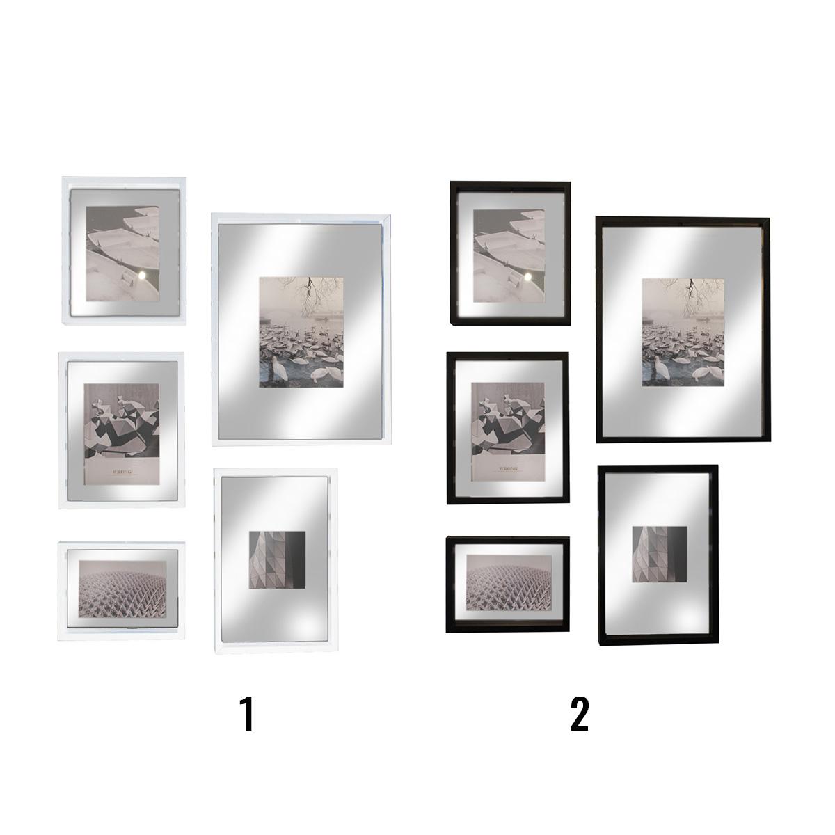 Set ramova sa posterom Glass 5 MUS-118