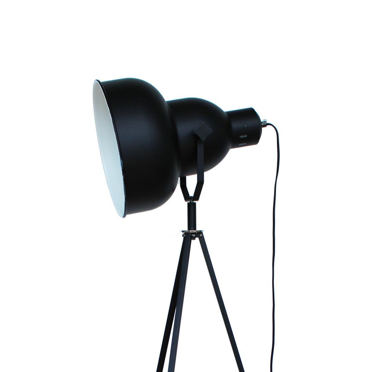 Podna lampa metal MUS-176