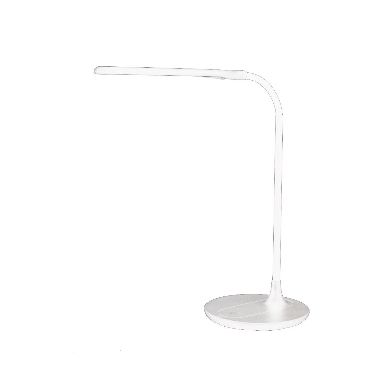 Stona radna lampa bela Ak-005