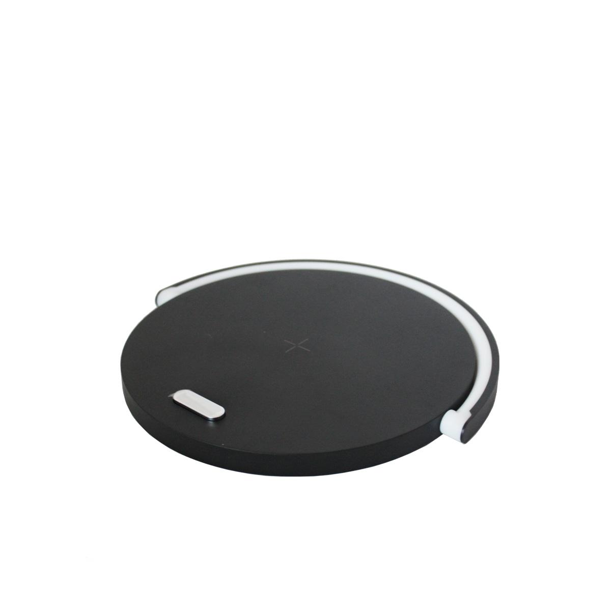 LED WIRELESS punjač i lampa crna  AK-016