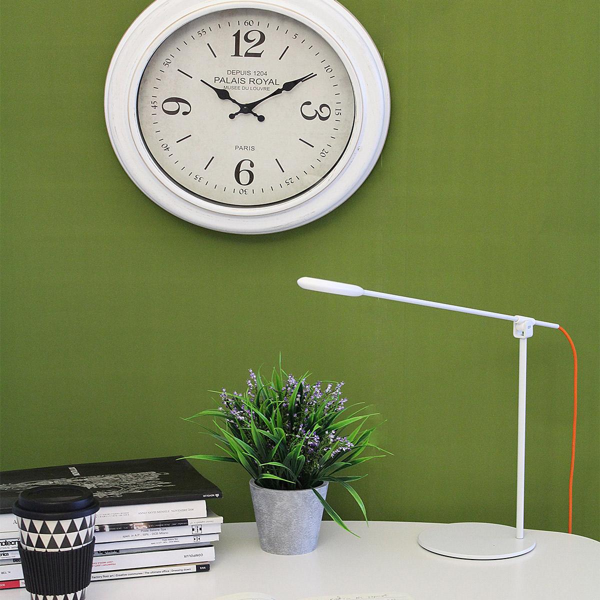 Stona radna LED lampa -bela AK-018
