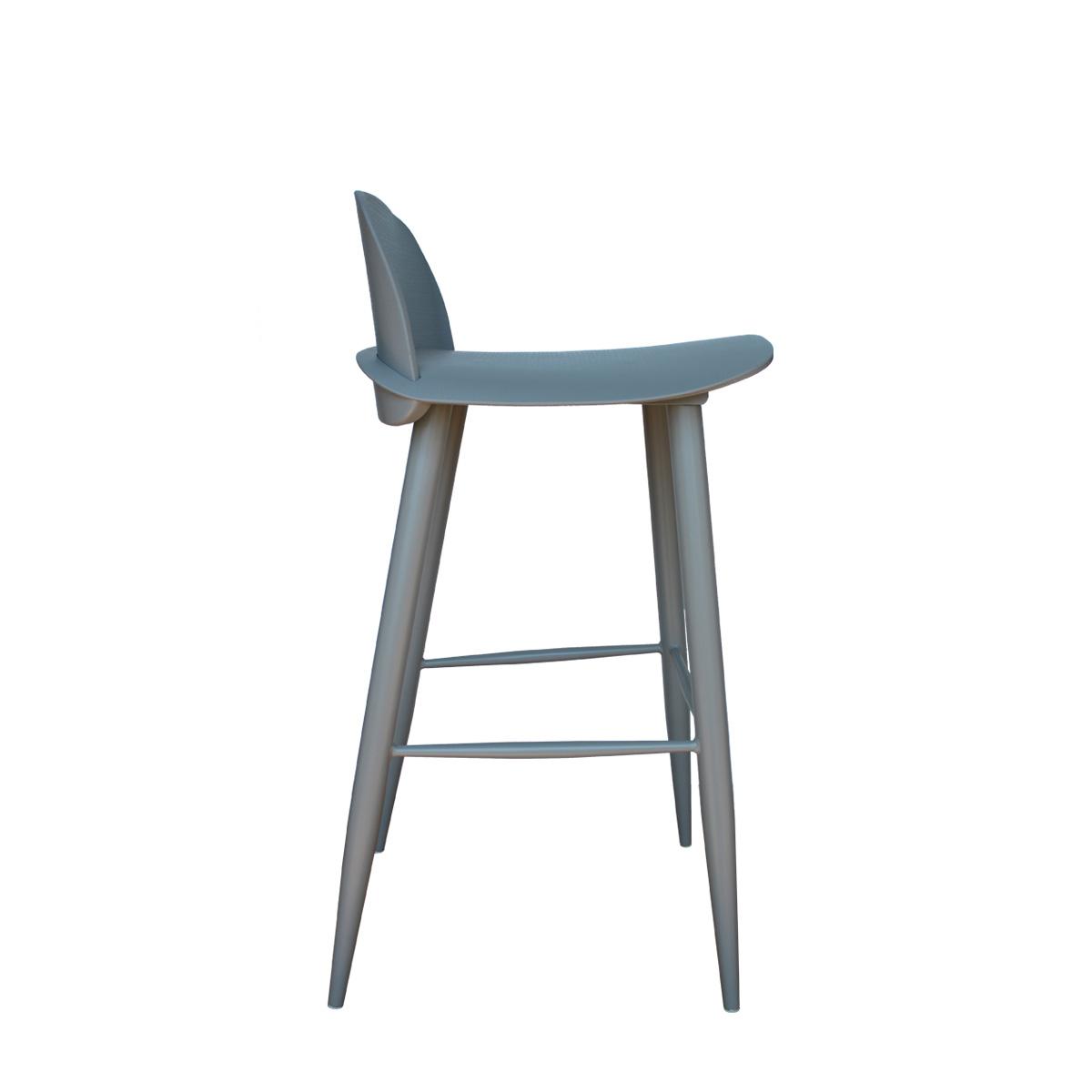 Barska stolica Grey MU19-001A