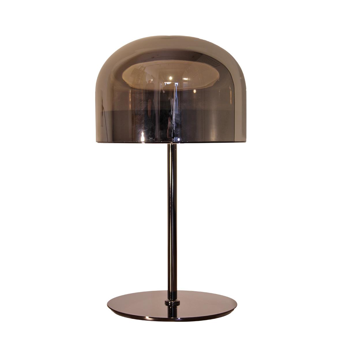 Led stona lampa 1.0075 siva