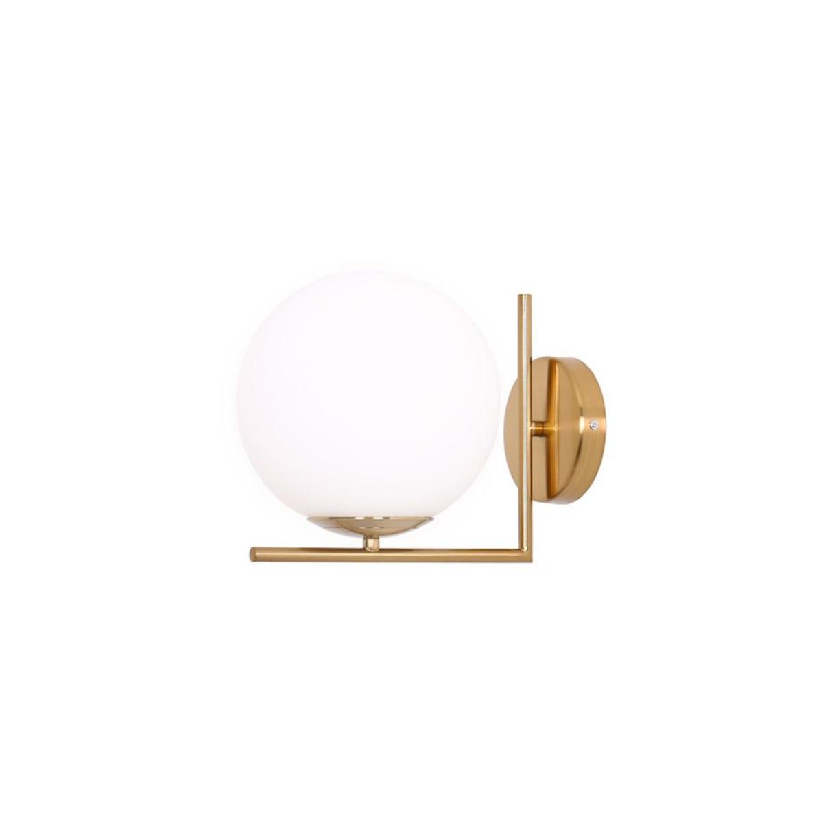 Zidna lampa 1.0129 zlatna