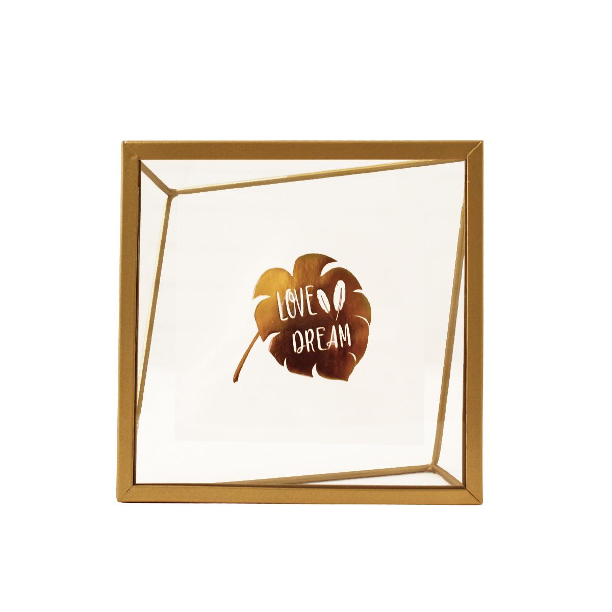 Ram za slike zlatni MUS-127
