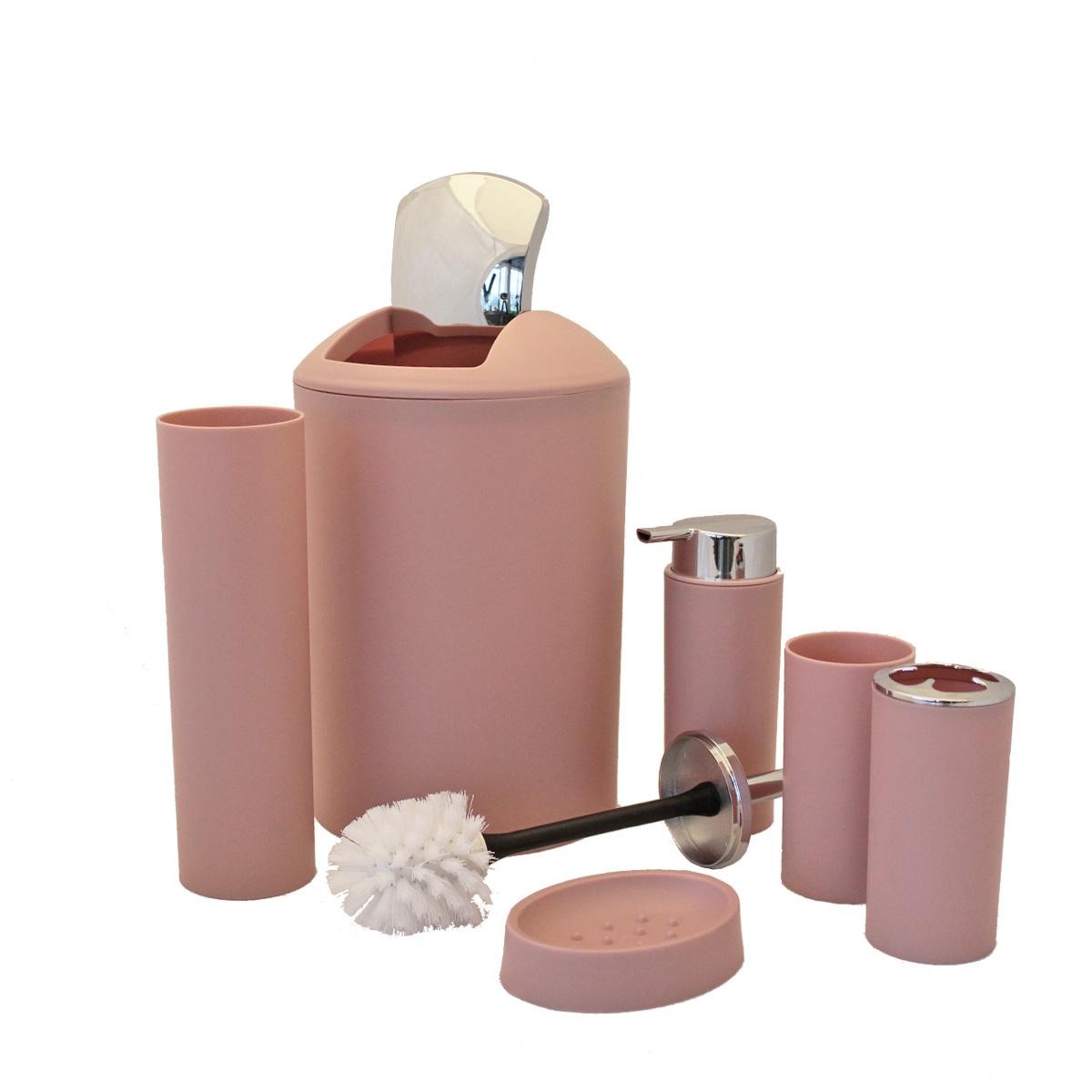 Set za kupatilo roze AK-086