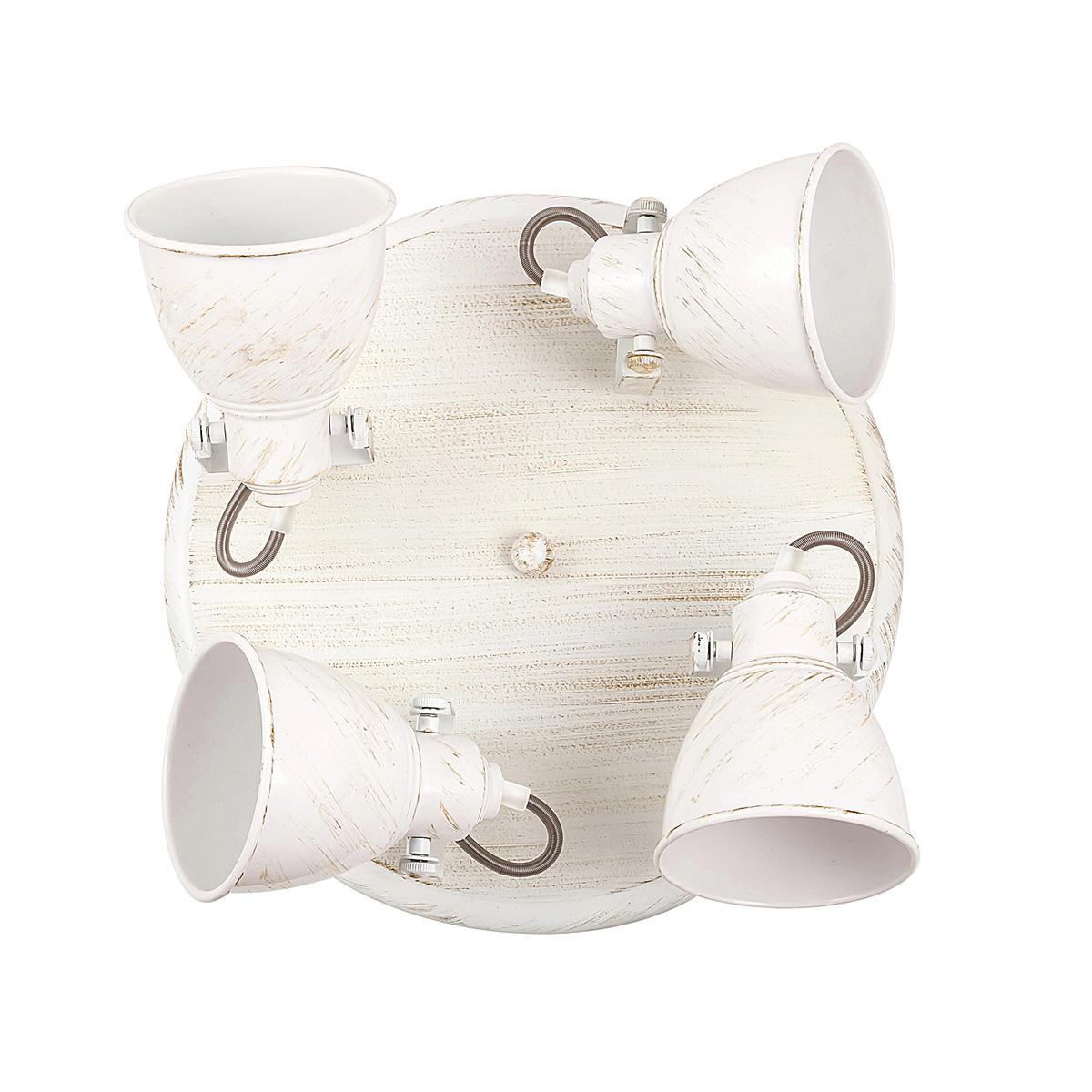 Spot lampa Vivienne 5969 bela