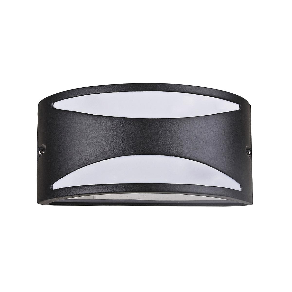 Zidna lampa Manhattan 8359 crna
