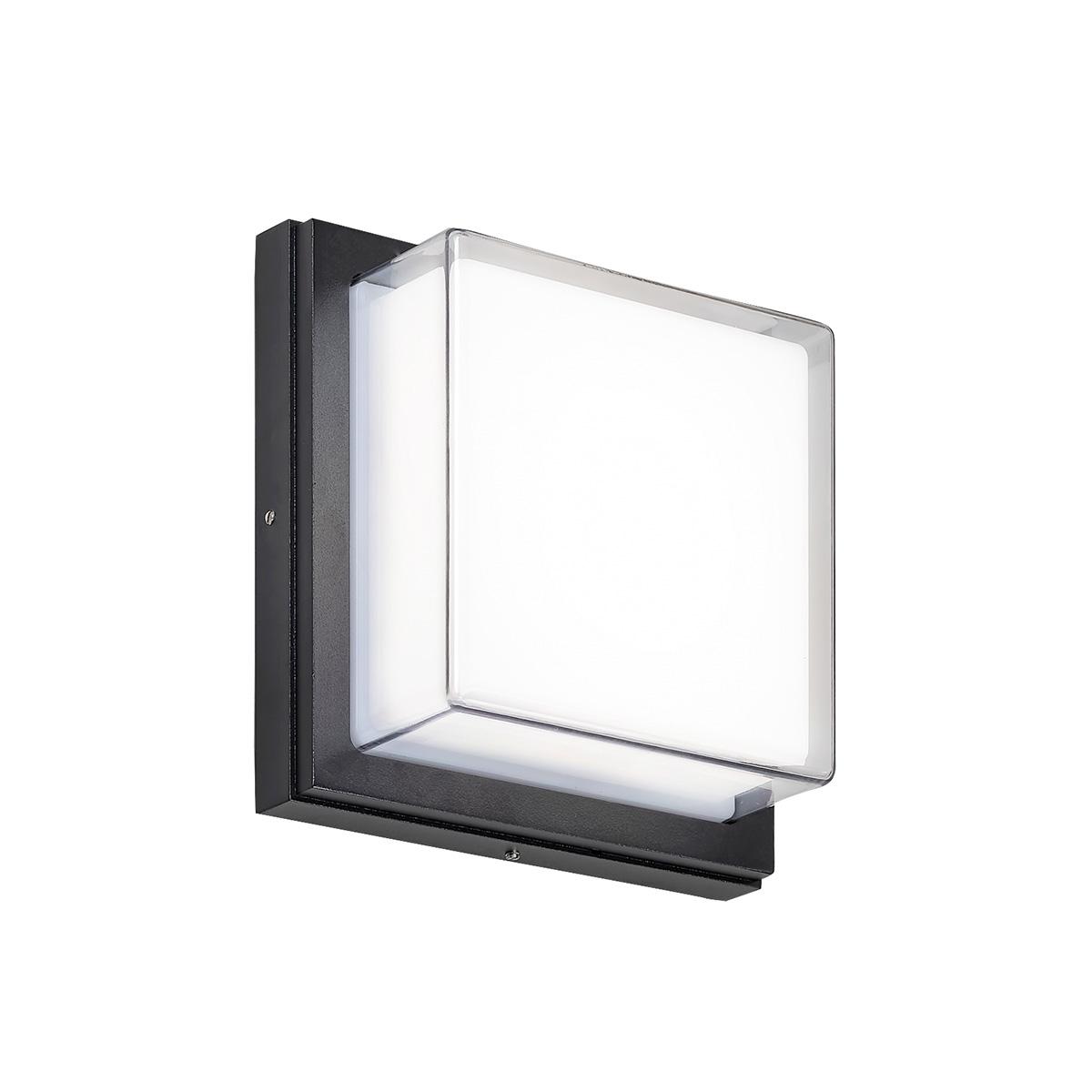 Led zidna lampa Andorra 8829 crna