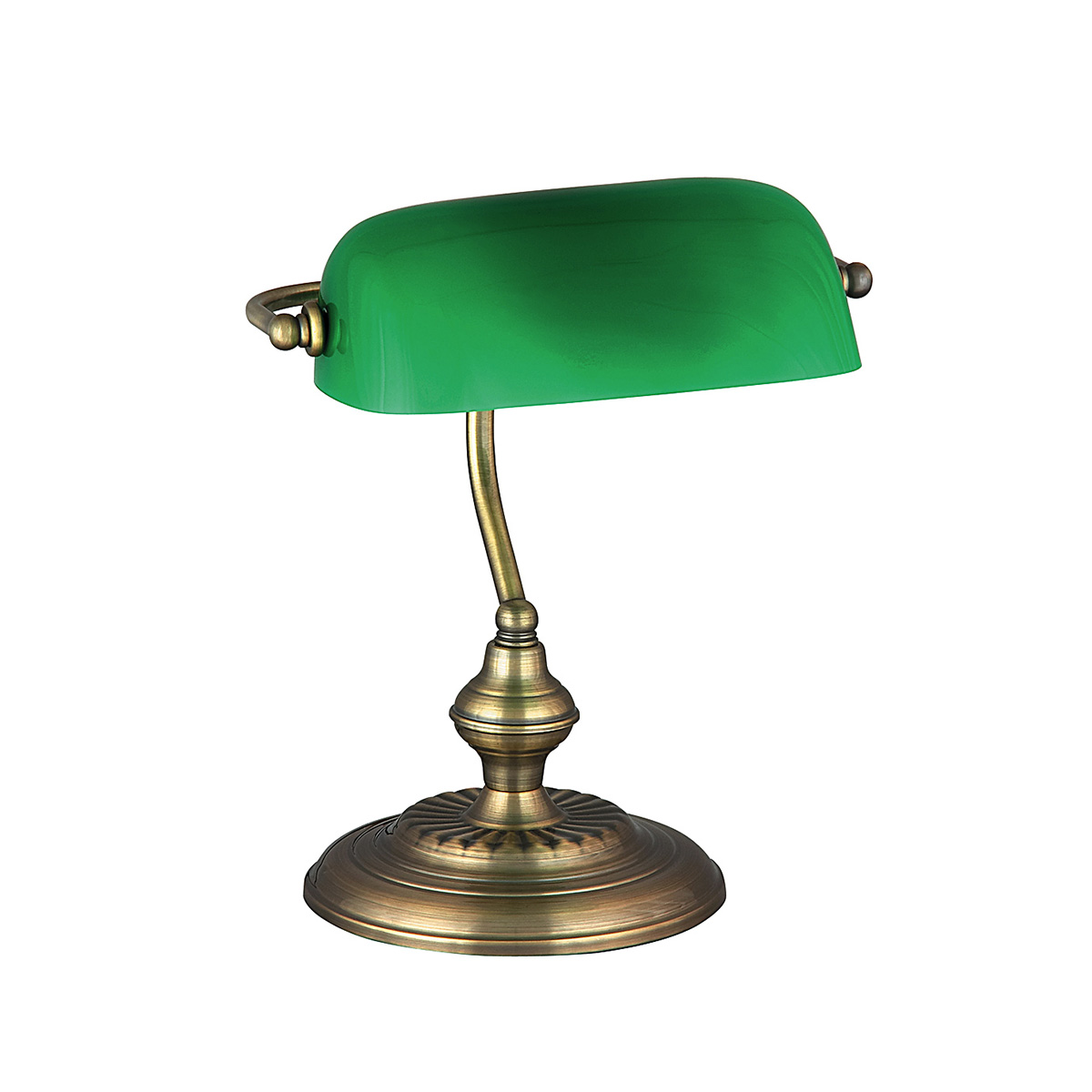 Stona lampa Bank 4038 bronza