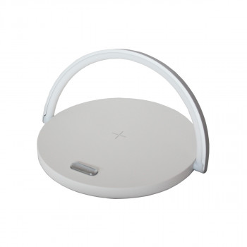 LED WIRELESS punjač i lampa bela AK-015